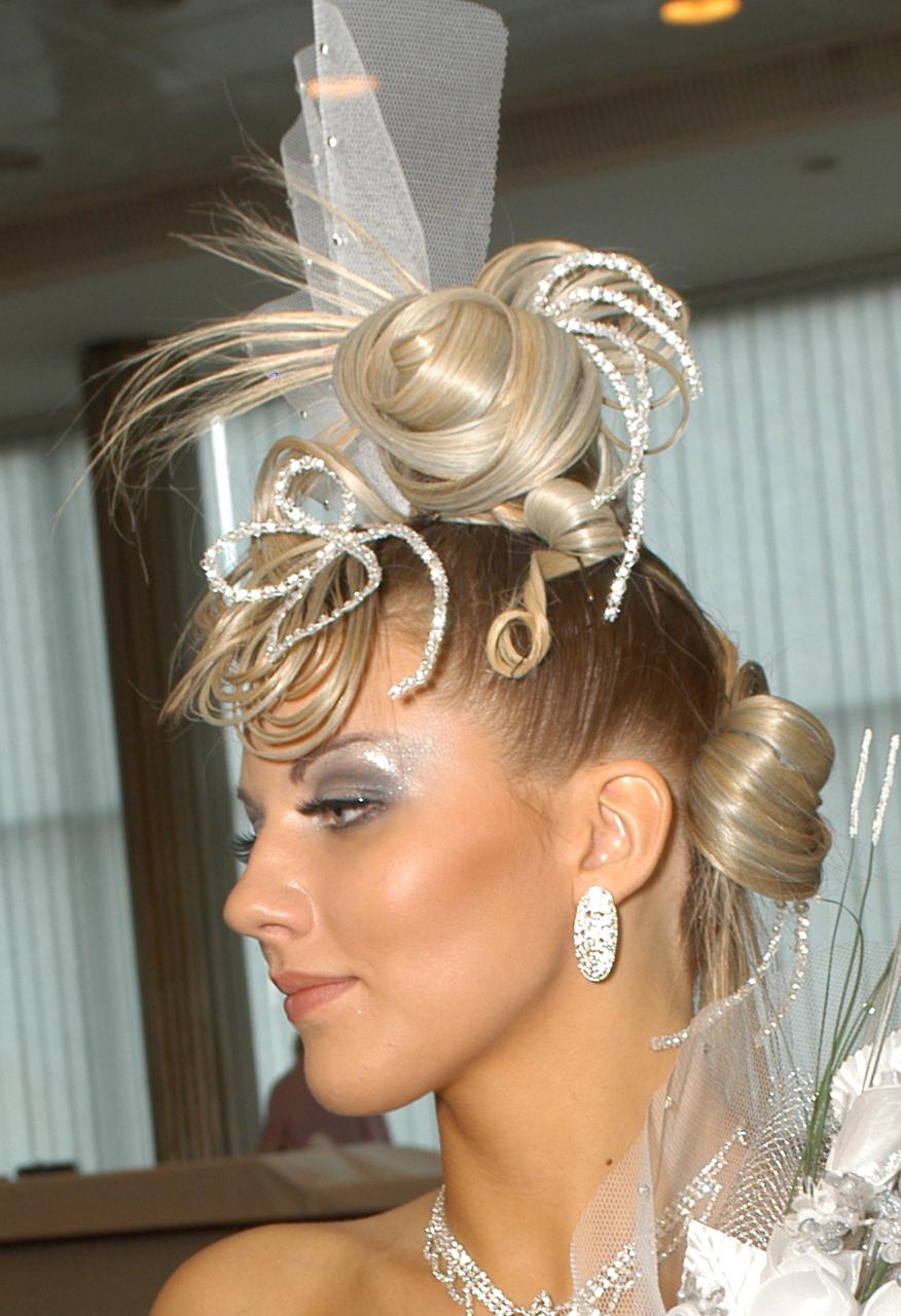 Красивые свадебные прически года, свадебные прически: фото